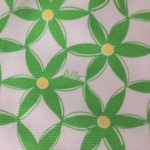 Lilly Pulitzer Dresses - Lilly Pulitzer Geometric Flower Print Dress